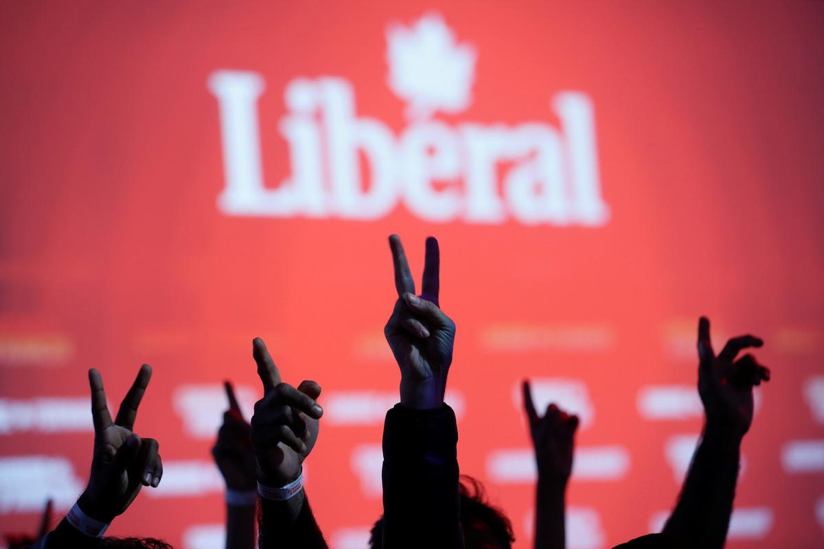 Trudeau's Liberals to form Canadian minority government: CBC