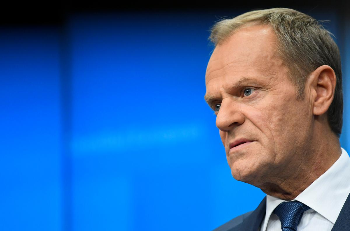 EU will treat Brexit extension request in all seriousness - Tusk