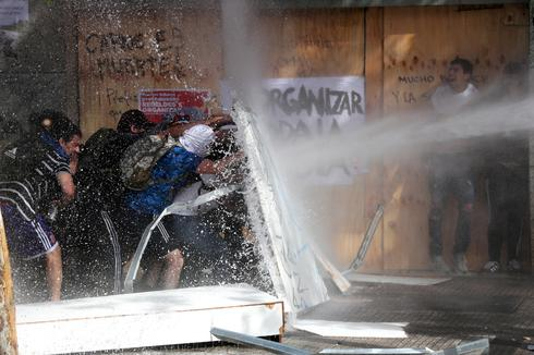 Chile declares state of emergency amid riots