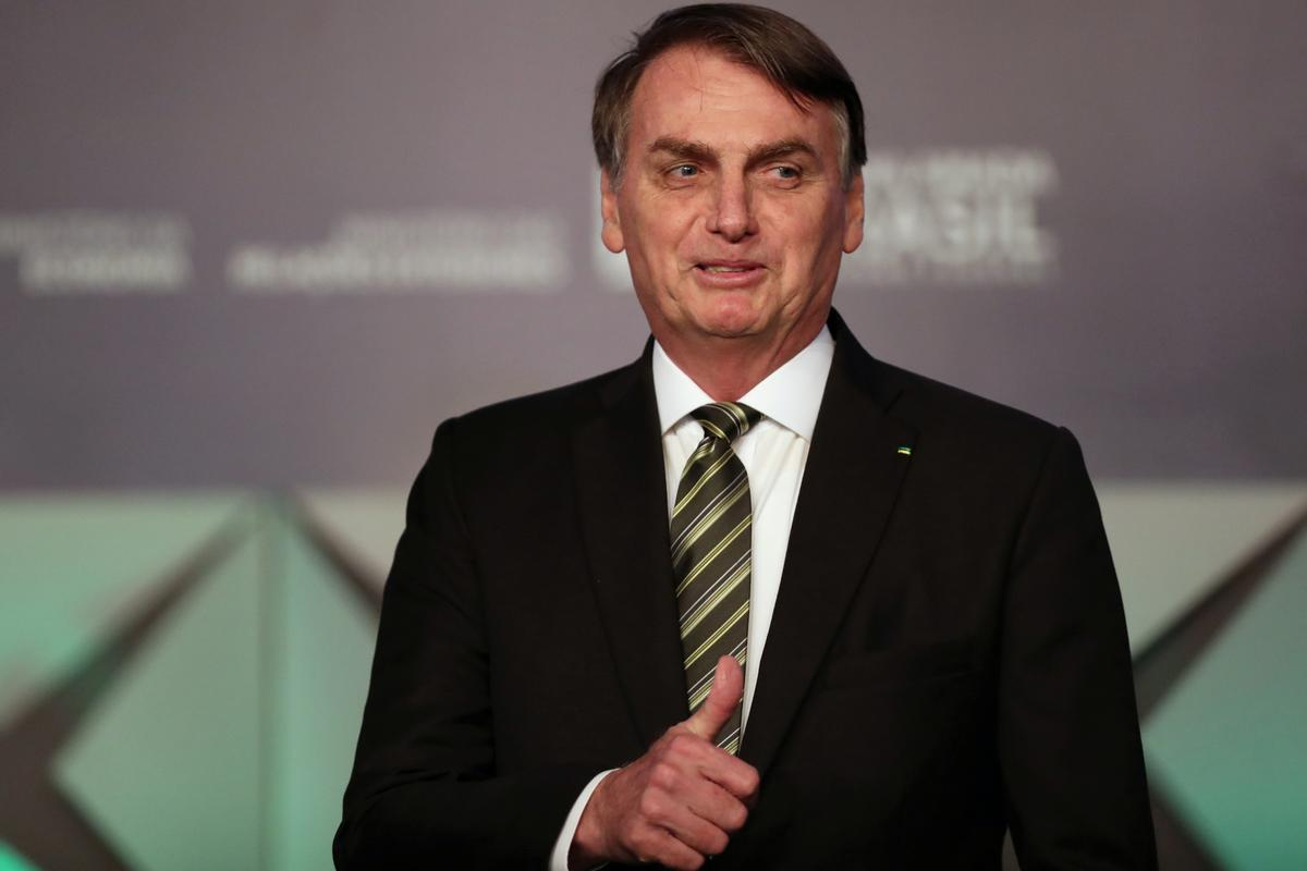 Brazil's Bolsonaro heralds 'great day' as Senate approves pension reform