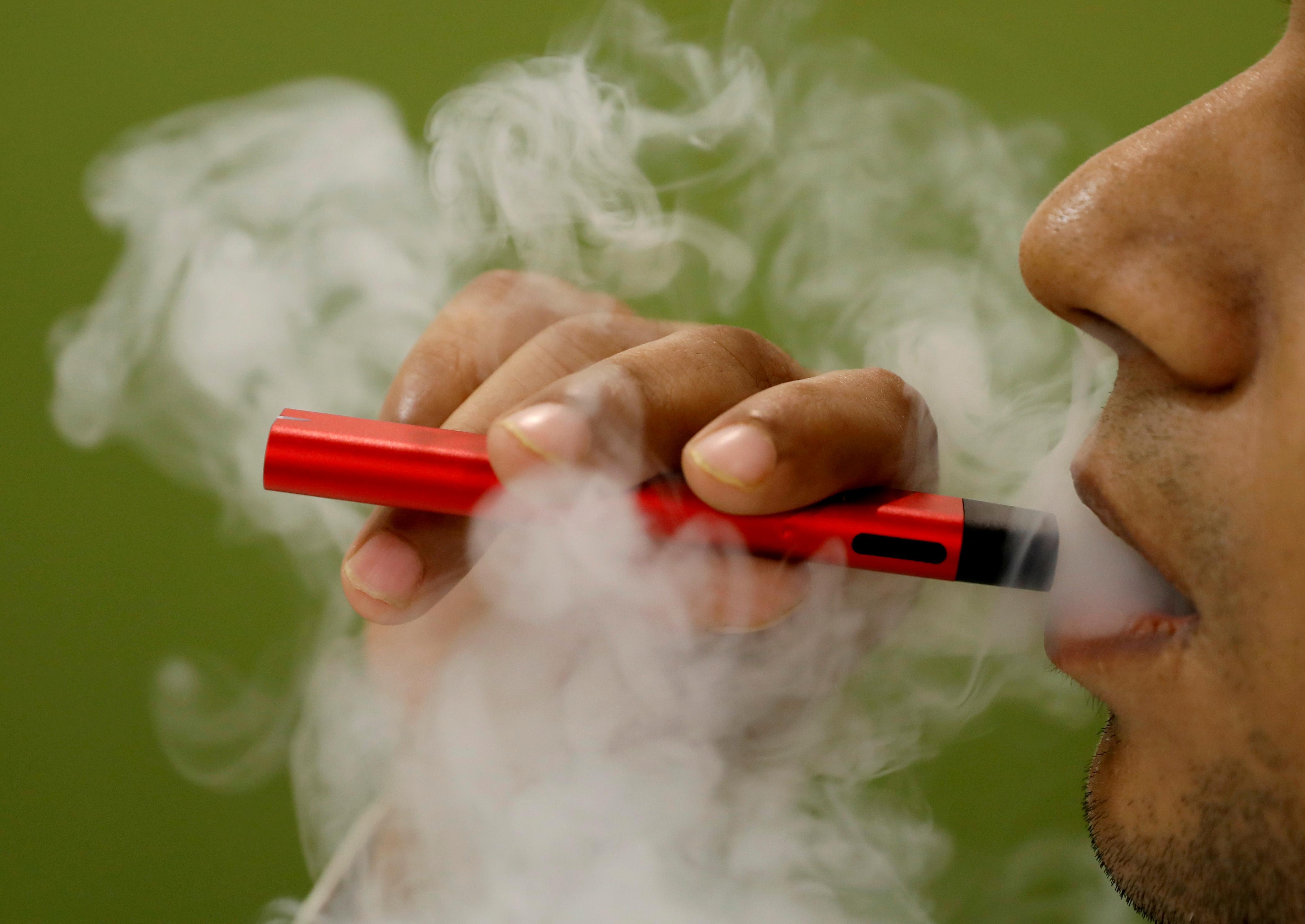 South Korea warns against 'grave threat' from liquid e-cigarettes