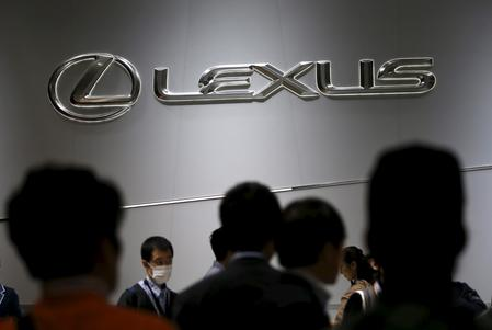 Toyota's luxury Lexus brand plans battery EV launch in 2020