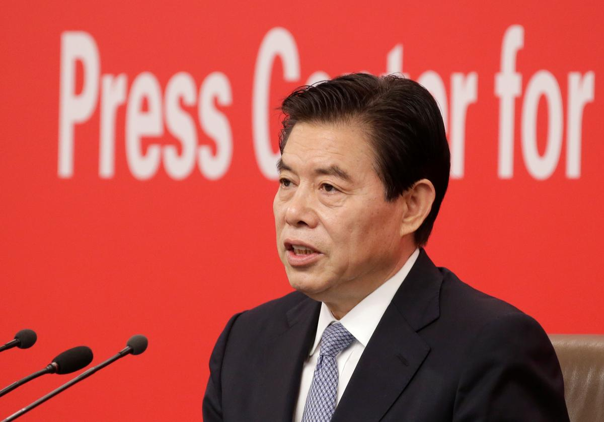 China commerce minister says new policies coming to ...