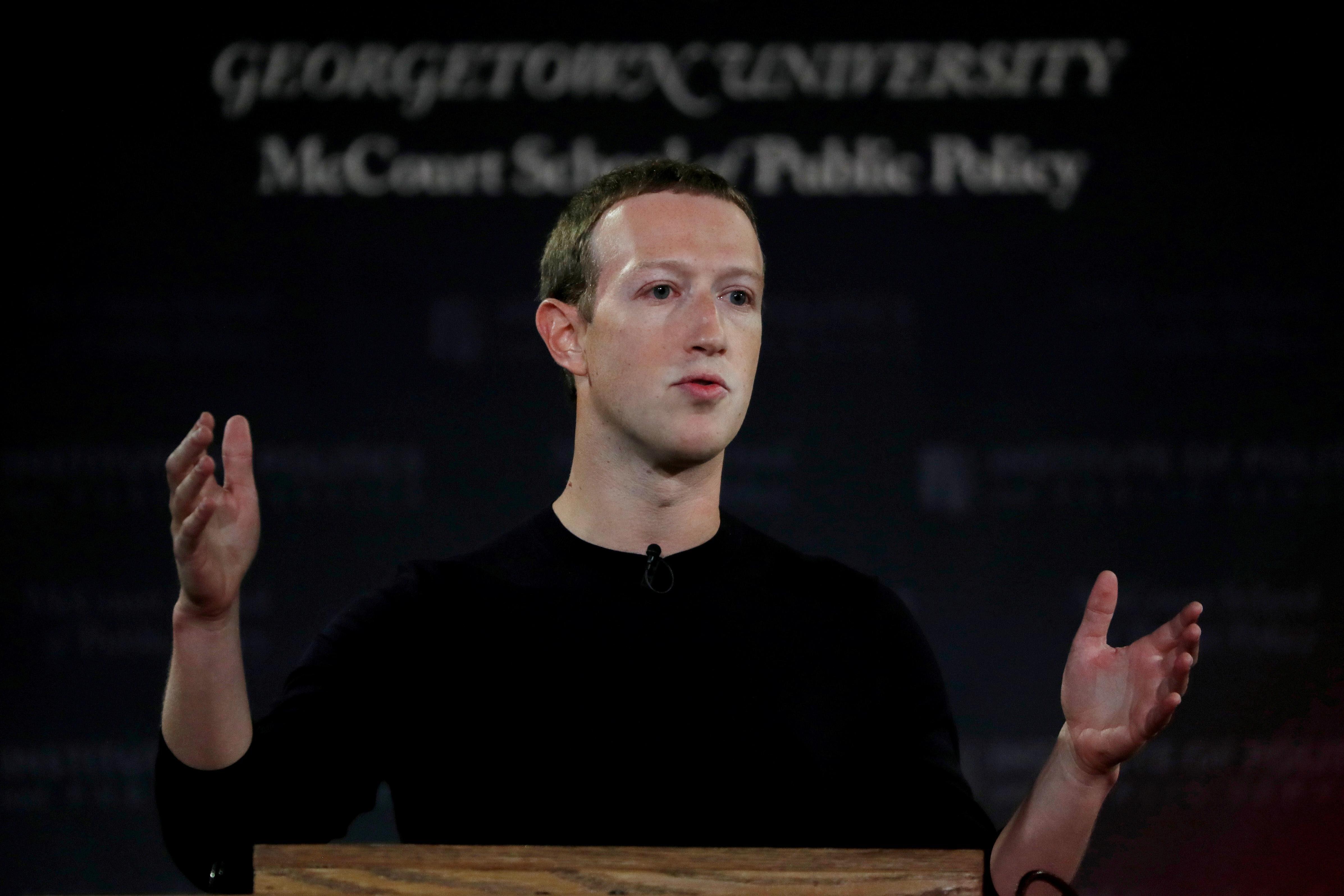 Zuckerberg faces grilling on Facebook's ambitious digital currency...