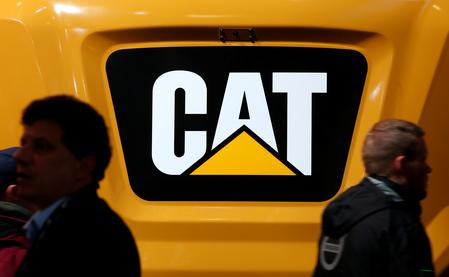 Caterpillar cuts profit outlook as China construction sales slump