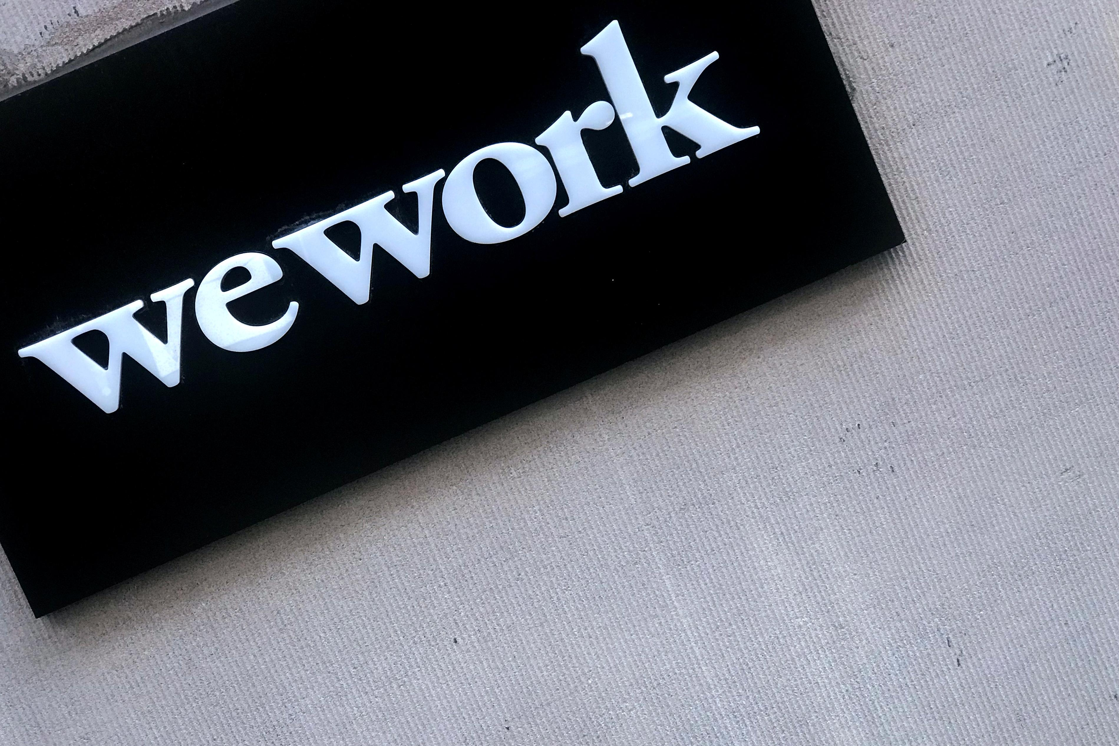 WeWork plans to lay off 4,000 staff - FT