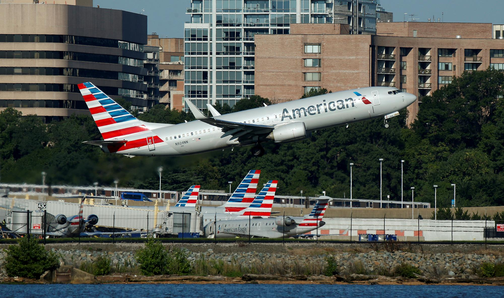 American, Southwest profits rise even as 737 MAX impact swells