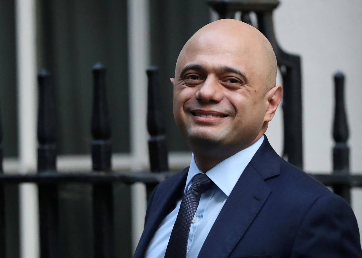 UK's Javid scraps November 6 budget plan over Brexit delay, election call