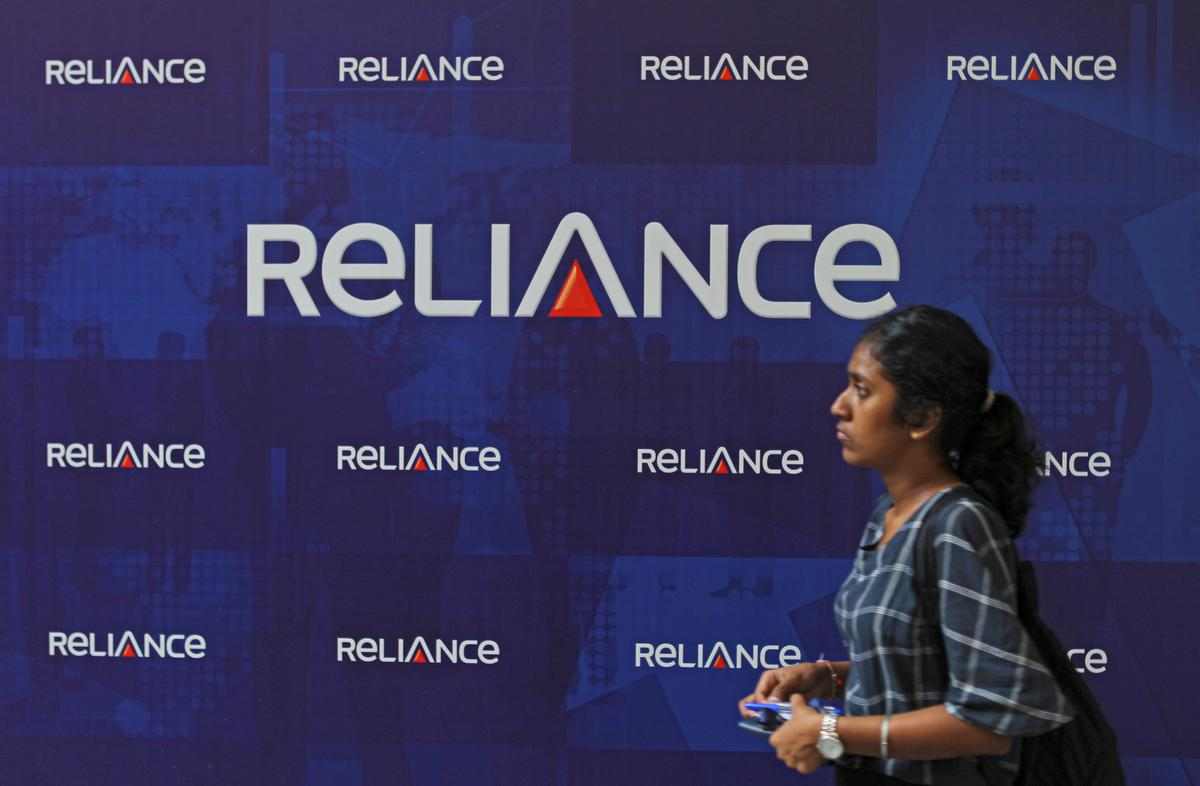India's Reliance to create $15 billion digital unit to pare telecom debt