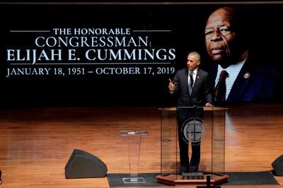 Funeral for U.S. Rep. Elijah Cummings