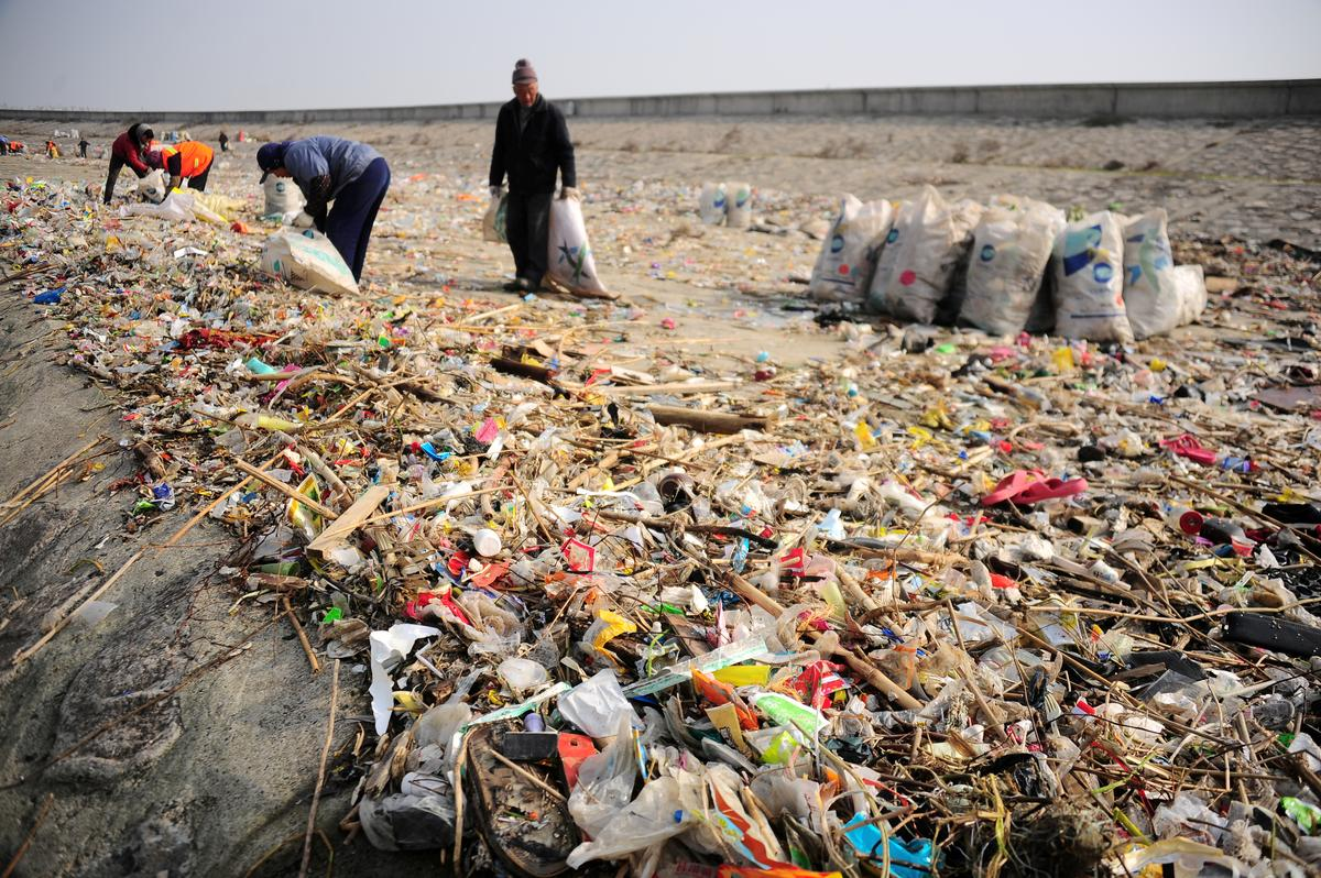 China's ocean waste surges 27% in 2018: ministry