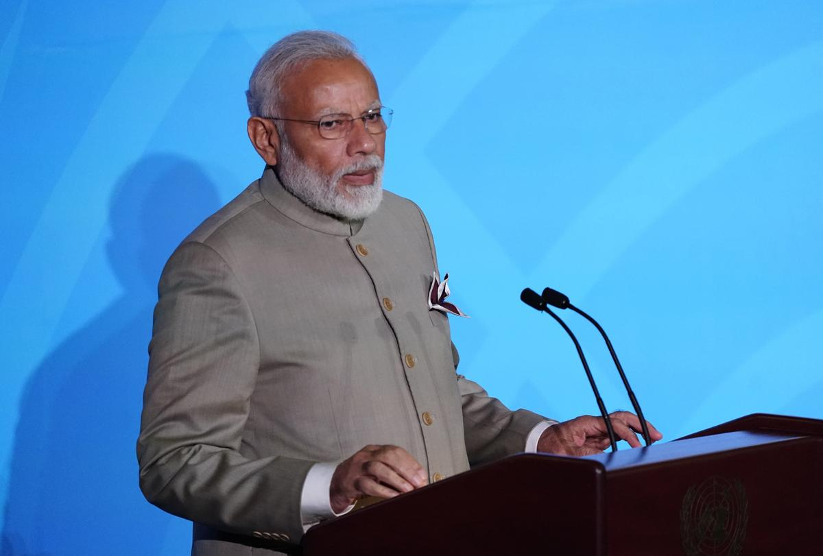 India's Modi says Saudi to invest in India's downstream oil, gas projects