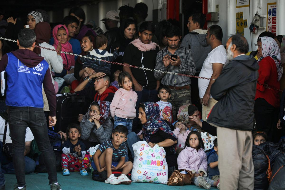 Greece's draft law on asylum threatens migrants' rights: Human Rights Watch