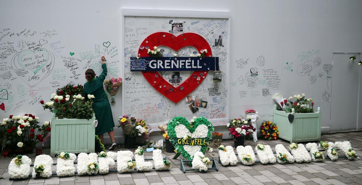 Failings by London fire chiefs led to lives being lost in Grenfell blaze: report