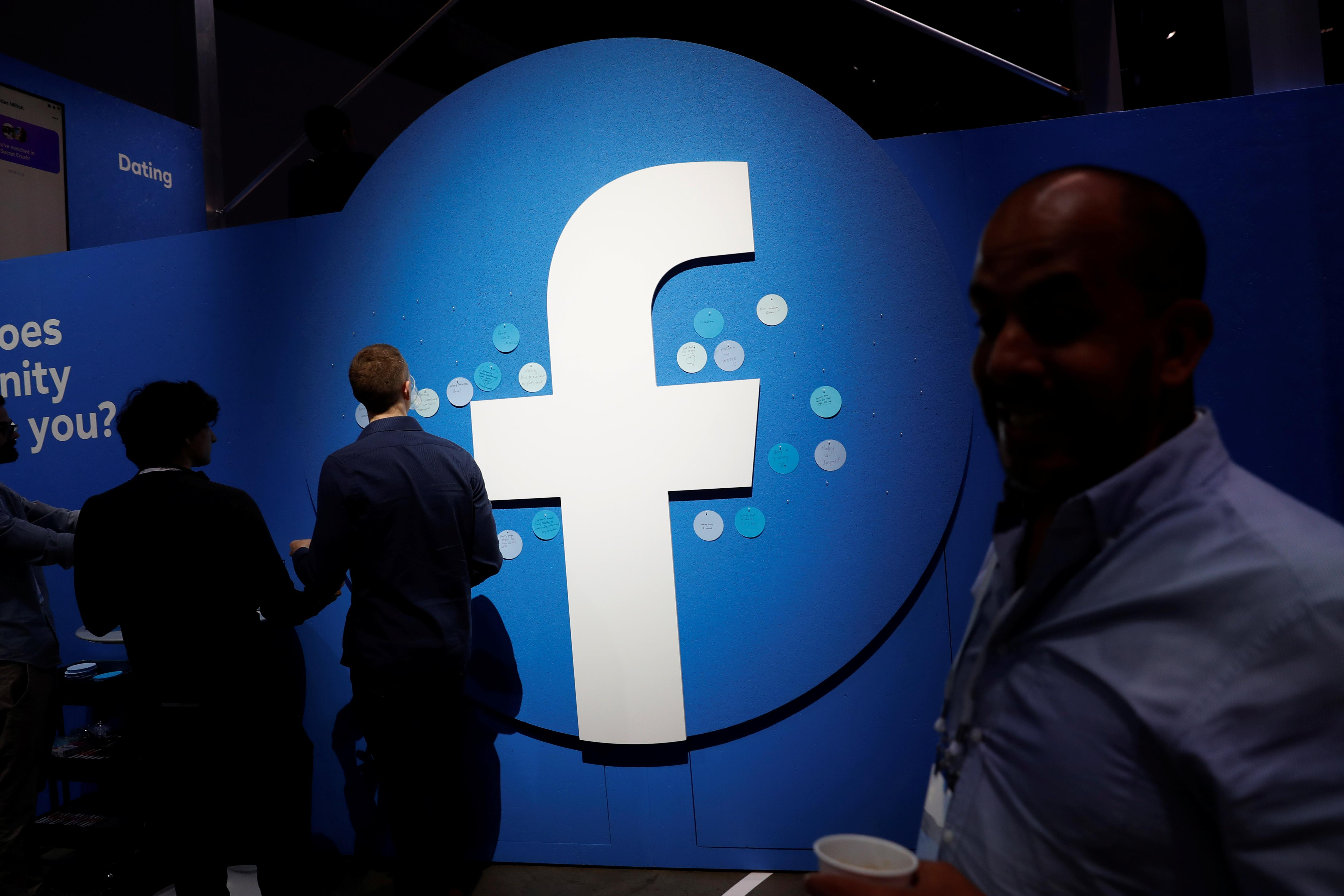 Facebook says it suspends accounts tied to Putin ally for meddling...