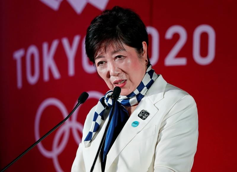 Olympics: Tokyo governor gives reluctant consent to move marathon