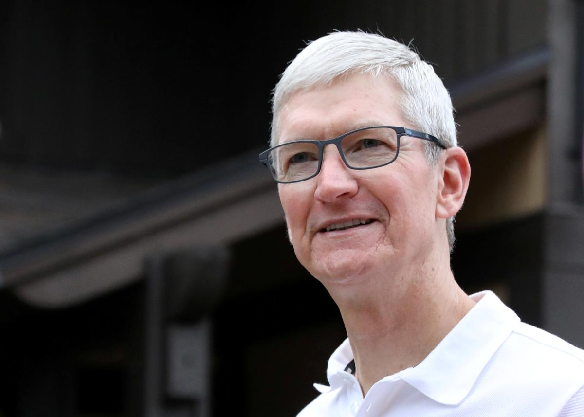 Apple pledges $2.5 billion to fight California housing crisis