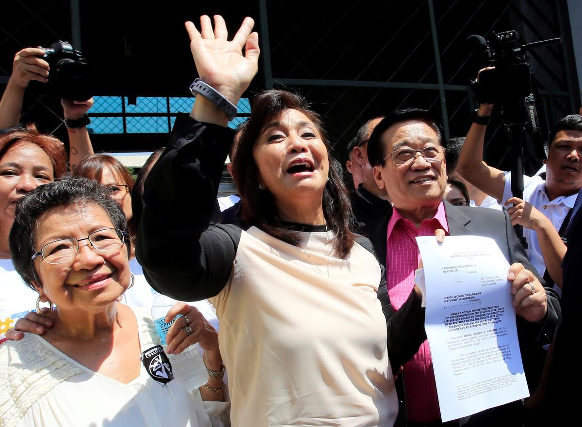 Philippines' Duterte names top drug war critic as 'drugs tsar'