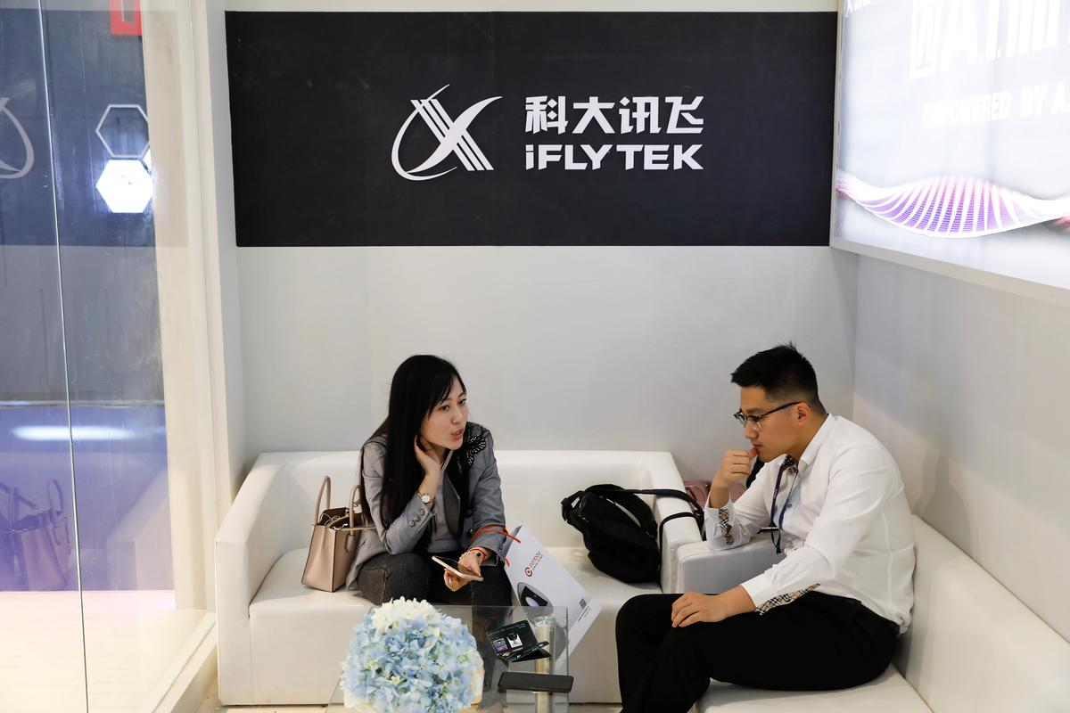 After U.S. blacklisting, iFlytek chief says firm will stick to law