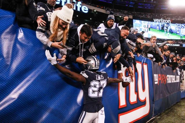 Black Cat A Curse For Giants But Good Luck For Cowboys Reuters