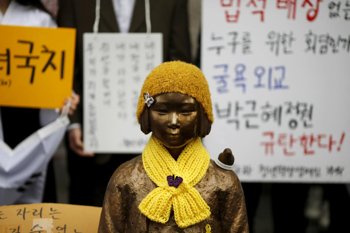 Lights, camera... cut! Japan soul-searching over freedom of expression
