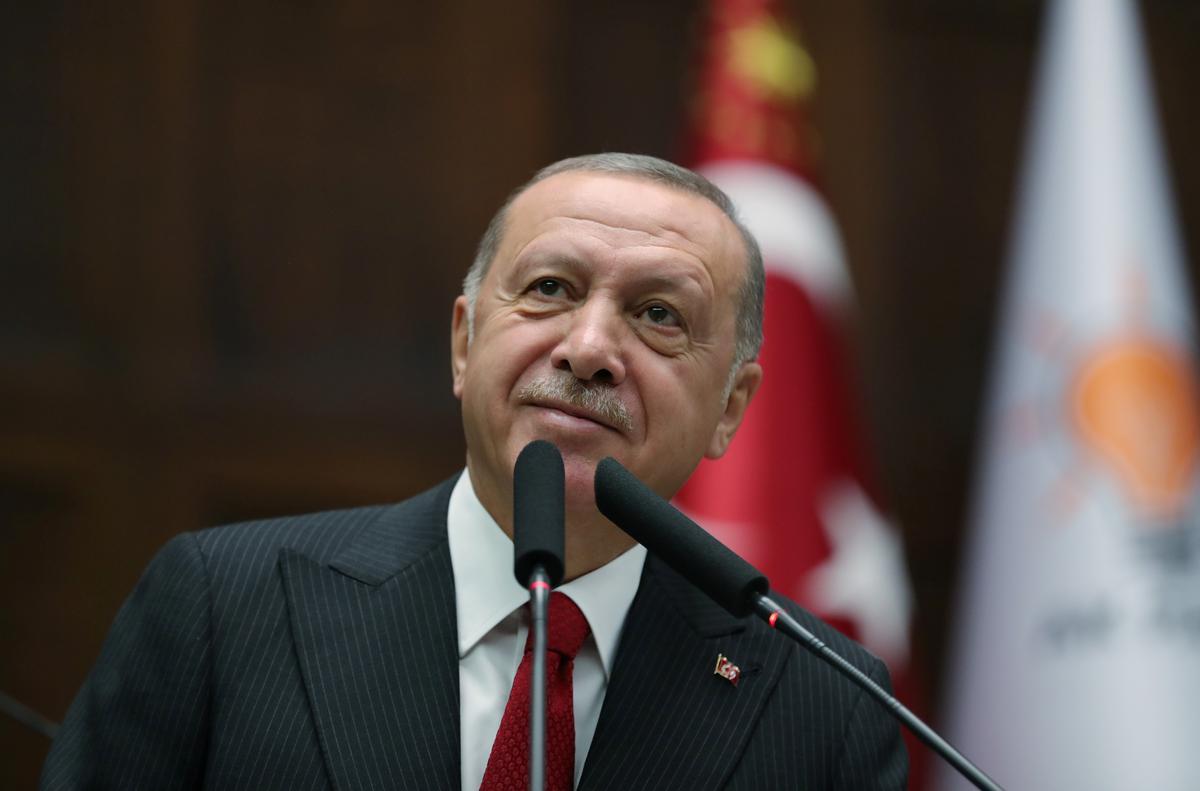 Erdogan says U.S. not fulfilling Syria promises, ahead of Trump talks