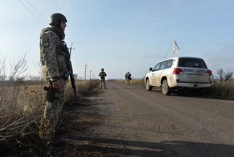 Troop withdrawals in eastern Ukraine to start on Saturday - OSCE
