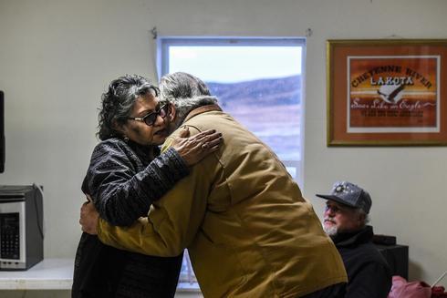 Descendant of Wounded Knee commander asks Lakota people for forgiveness