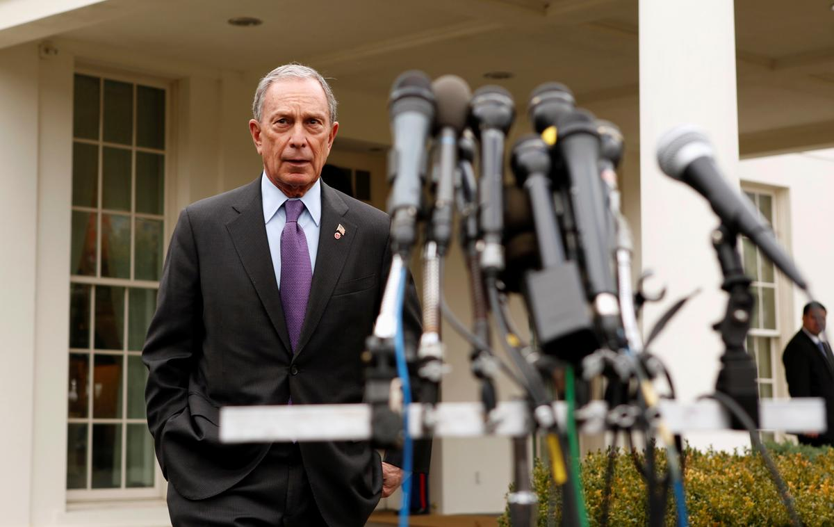 Bloomberg faces big challenges if he leaps into 2020 White House race