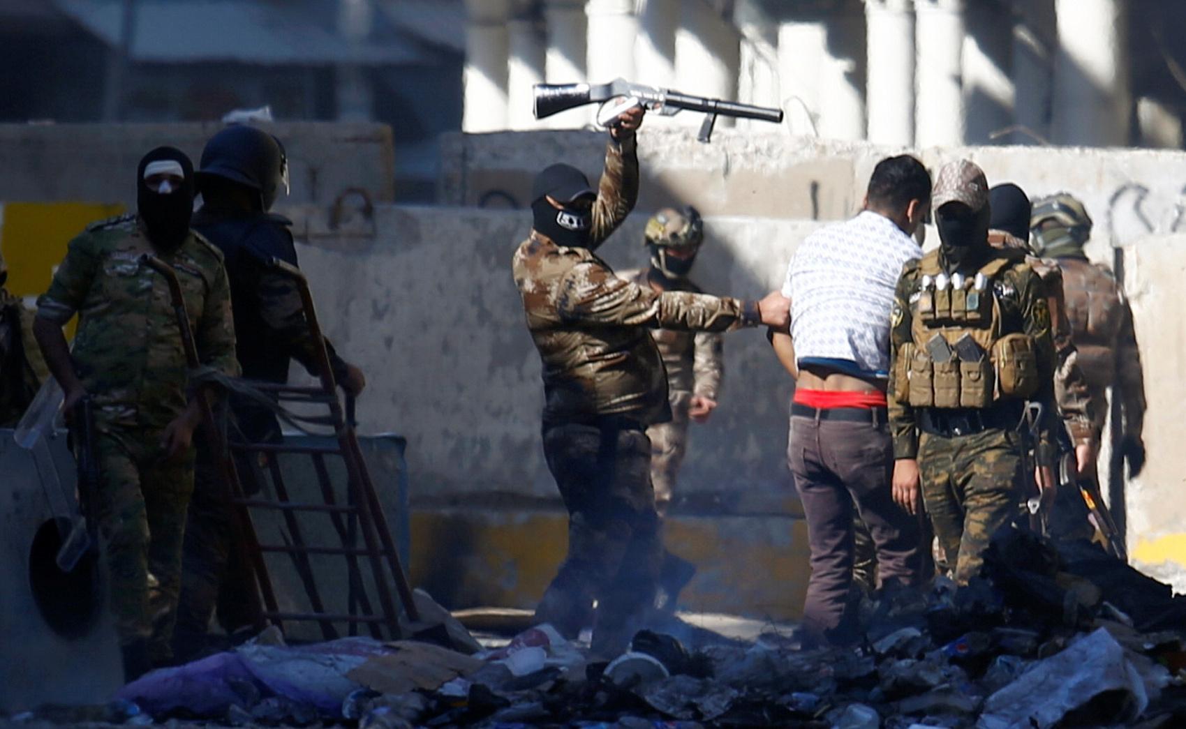 Les affrontements meurtriers se rallument en Irak malgré l'appel du clerc au calme