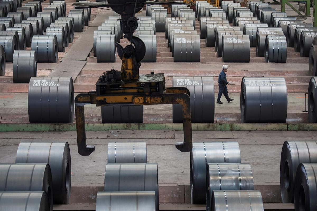 China manufacturing facility prices falter, while inflation soars to near eight-year excessive thumbnail
