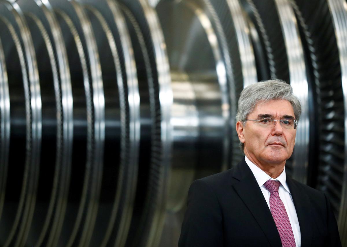 Siemens CEO deplores admiration for 'pot smoker' after deputy praised Elon Musk