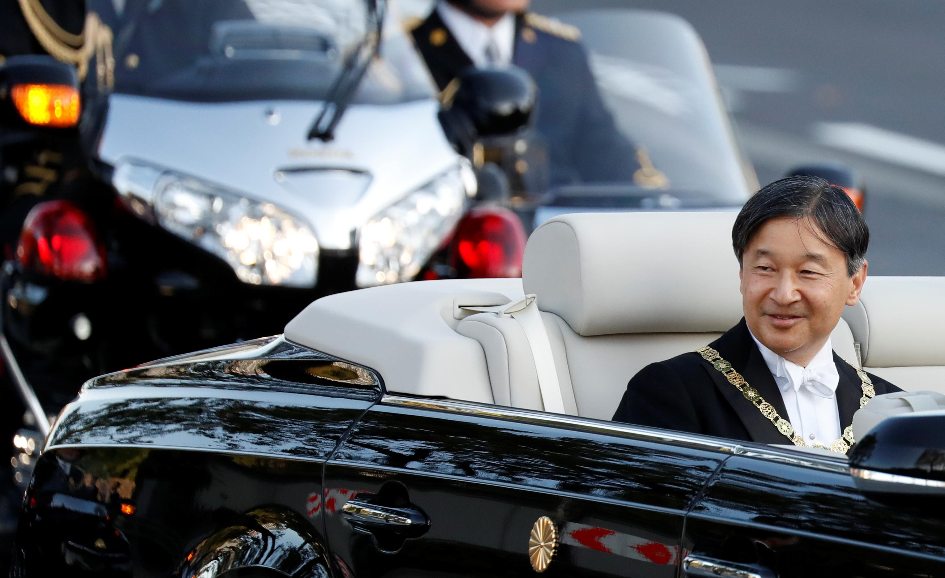 Explainer: Symbolic night with goddess to wrap up Japan emperor's...
