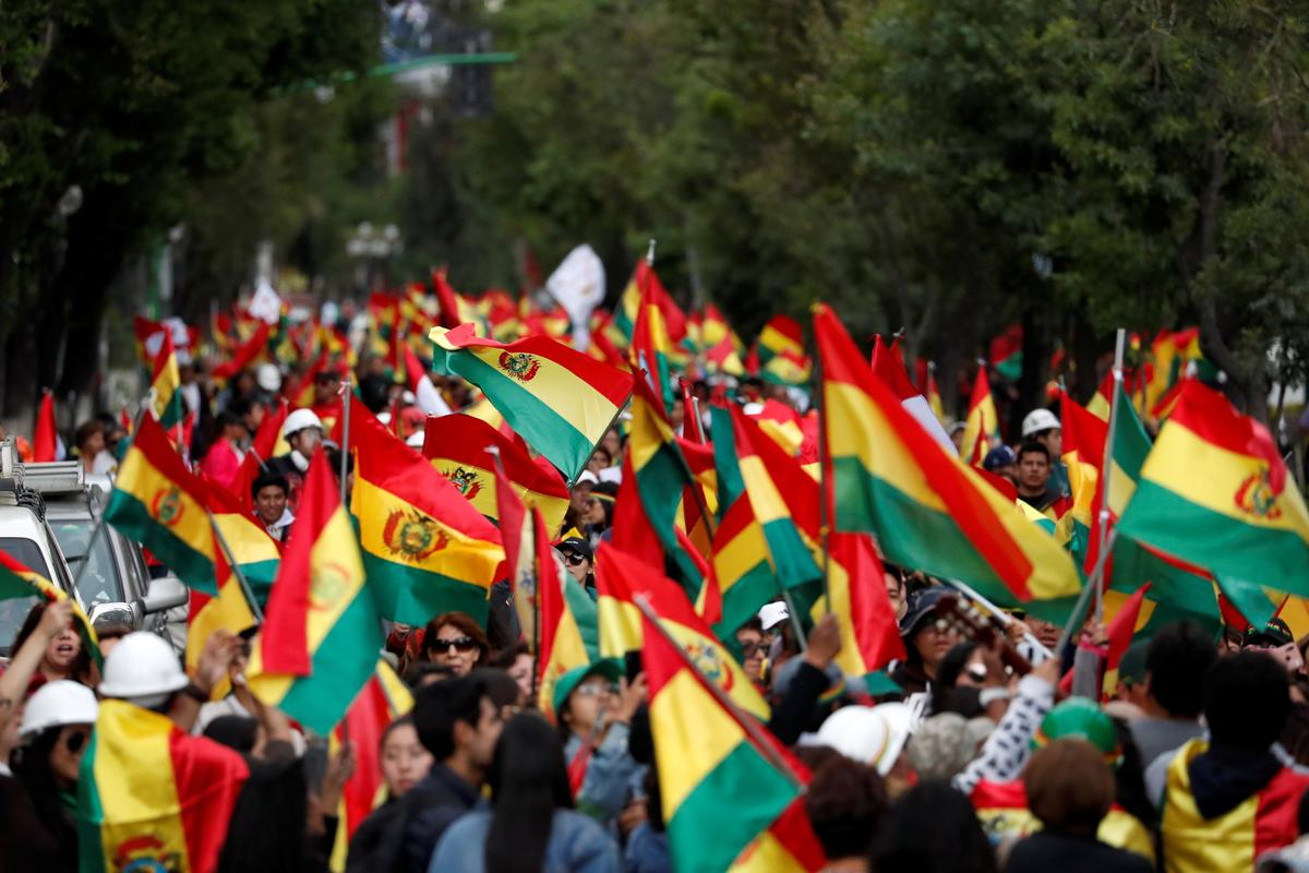 'Bolivia is shattered': Election crisis leaves deeply divided nation