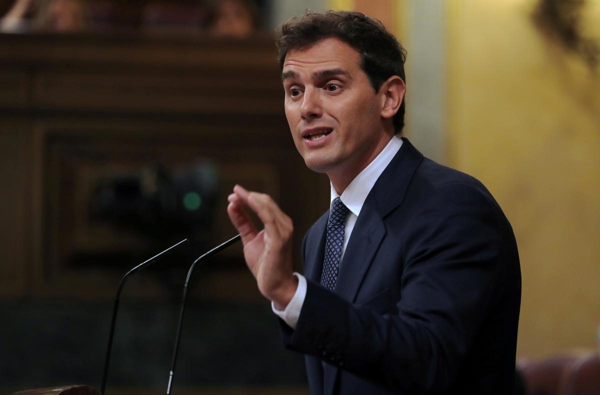 Spain's Ciudadanos leader steps down after heavy election losses: El Mundo