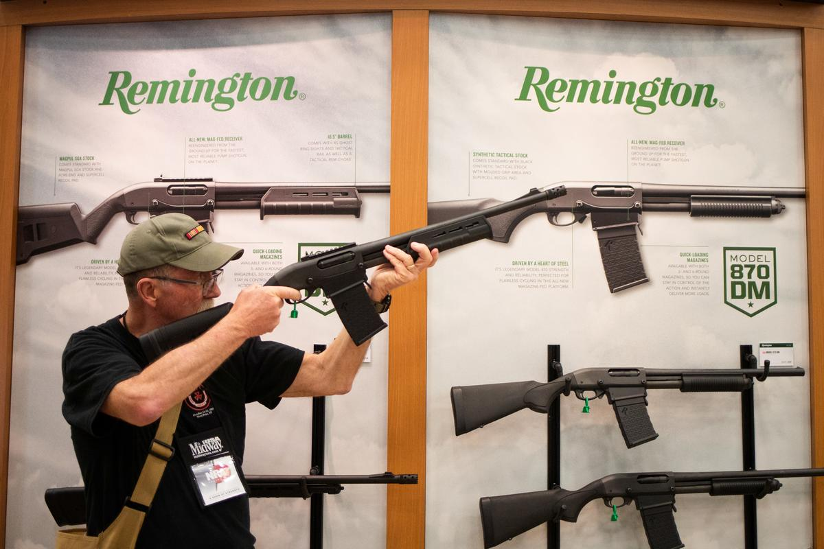 Exclusive: Hedge fund Whitebox places big bet on gunmaker Remington - sources