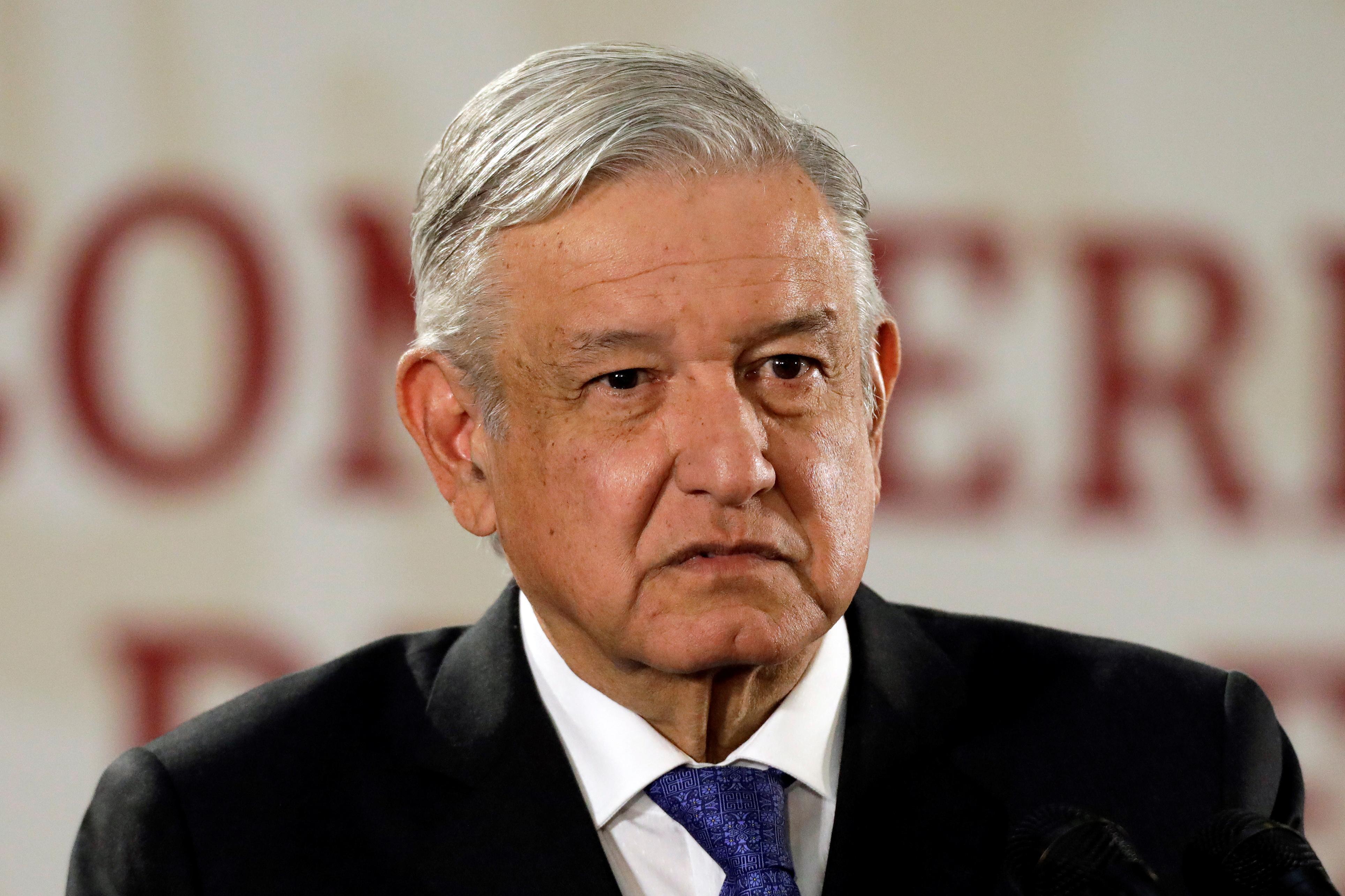 Mexico's president calls events in Bolivia 'regrettable'
