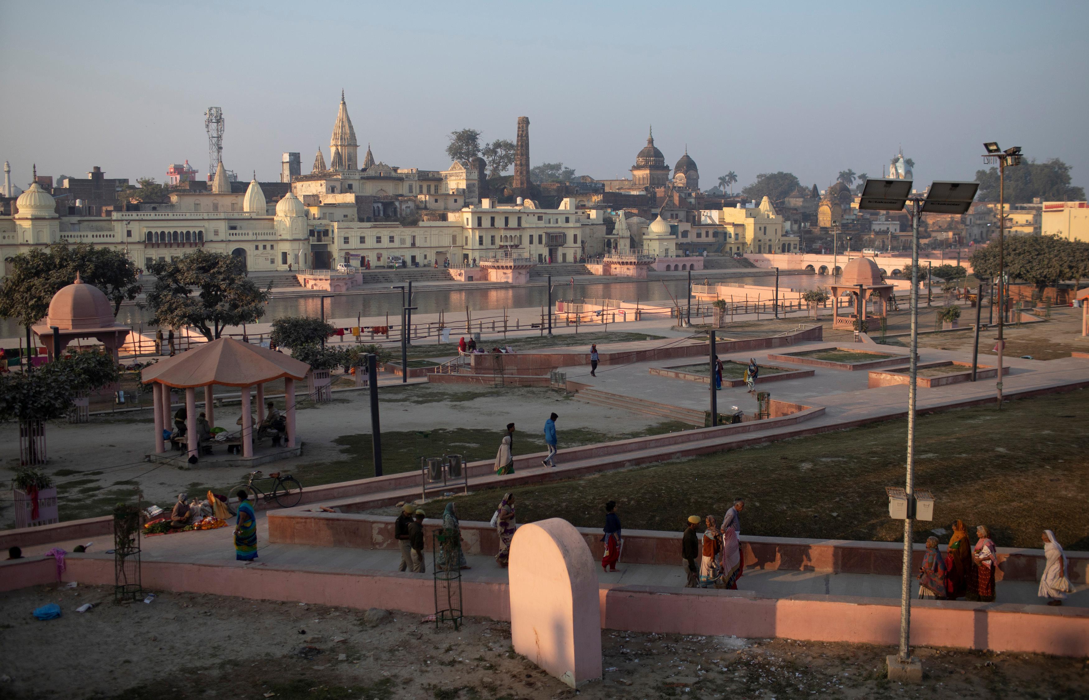 With Supreme Court ruling on Ayodhya, Modi's Hindu-first agenda...