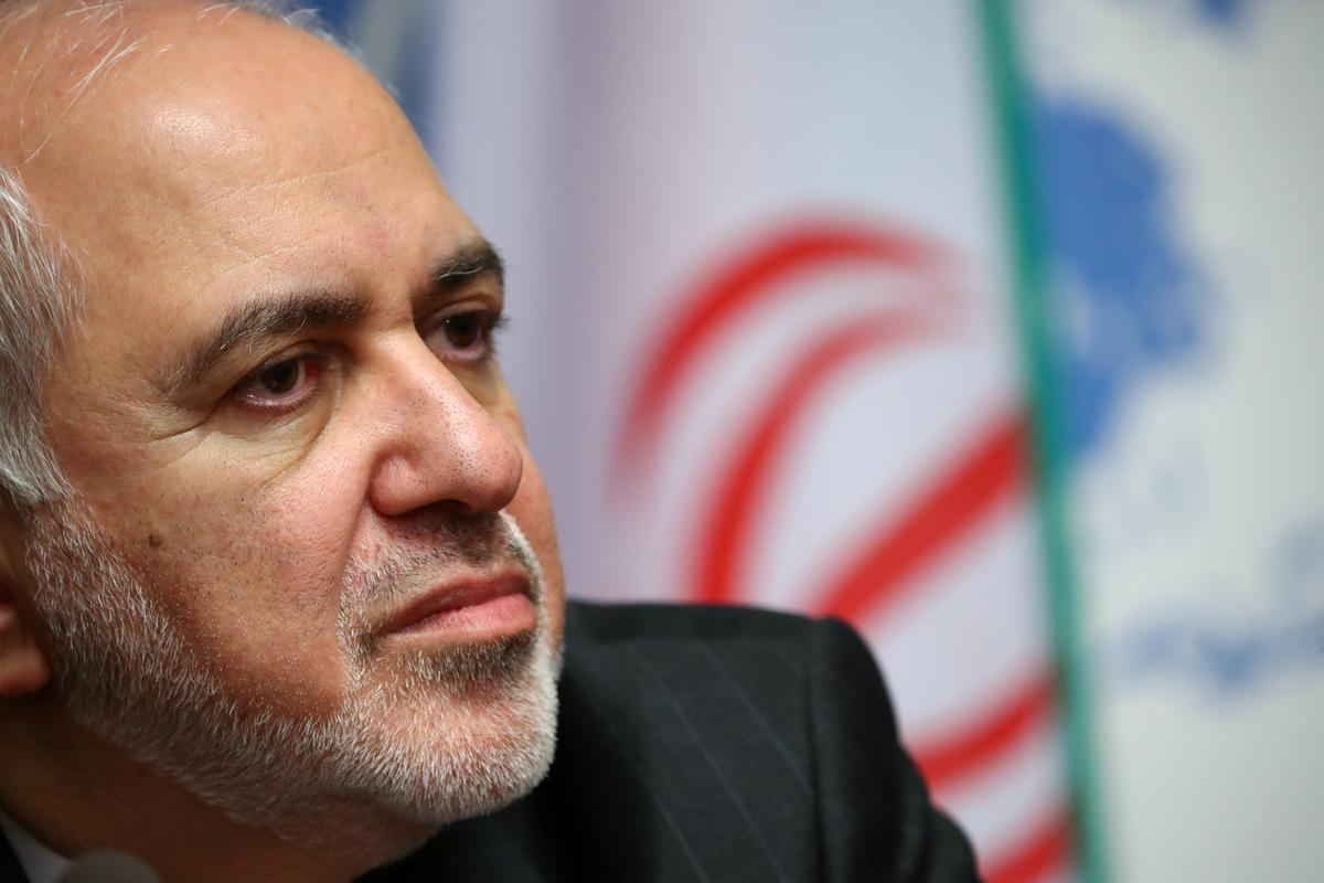 'YOU? Really?': Iran's Zarif scorns EU warning over nuclear deal