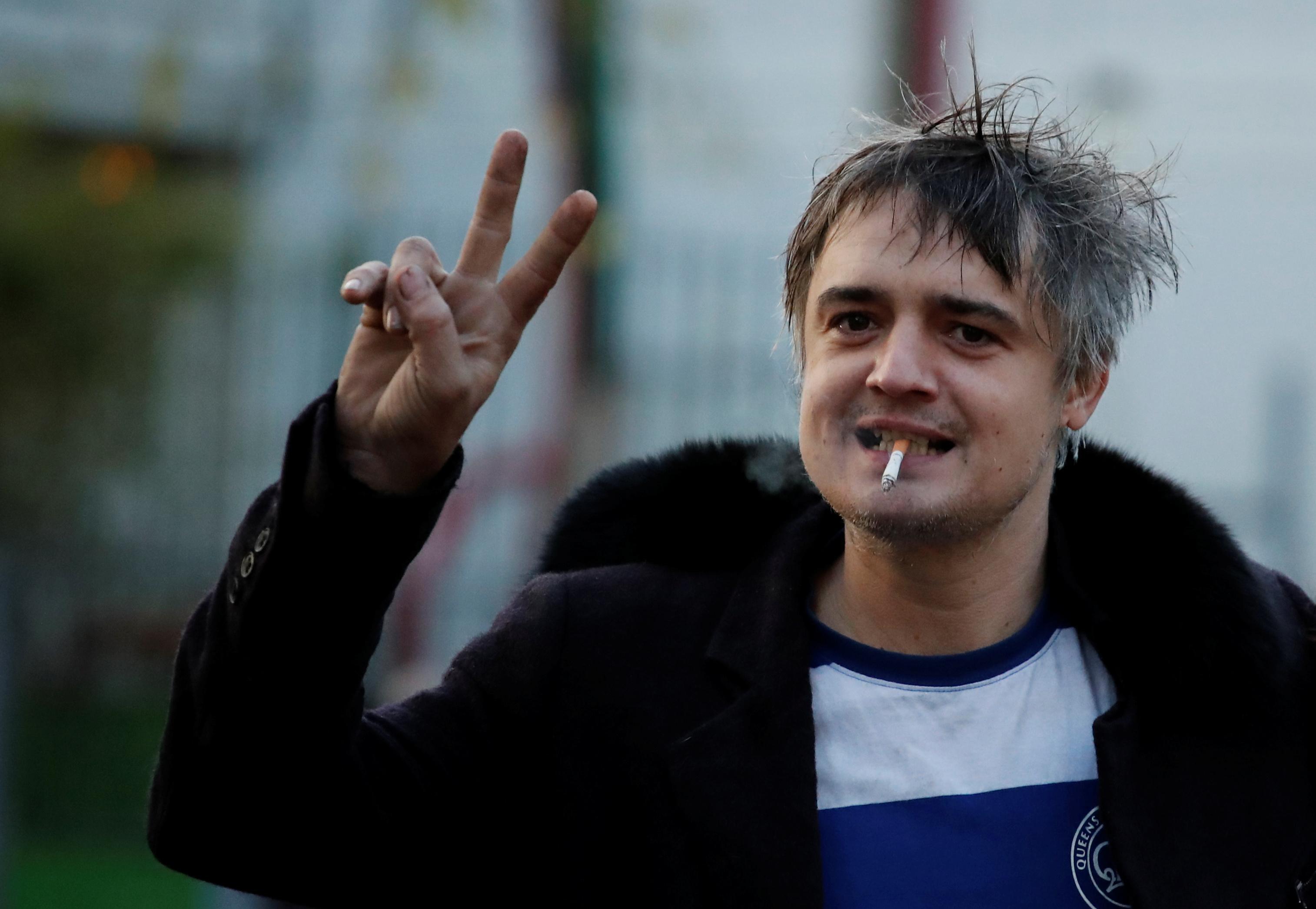 British rocker Doherty handed three-month suspended prison in Paris