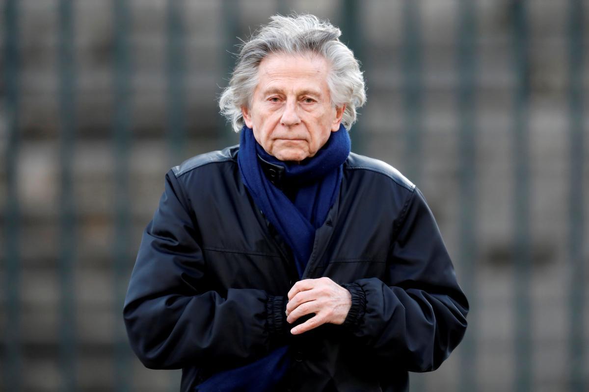 Paris protest disrupts Polanski film debut over rape accusations