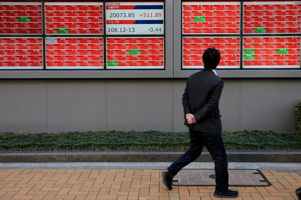 Asian stocks fall on fears U.S.-China trade stalling