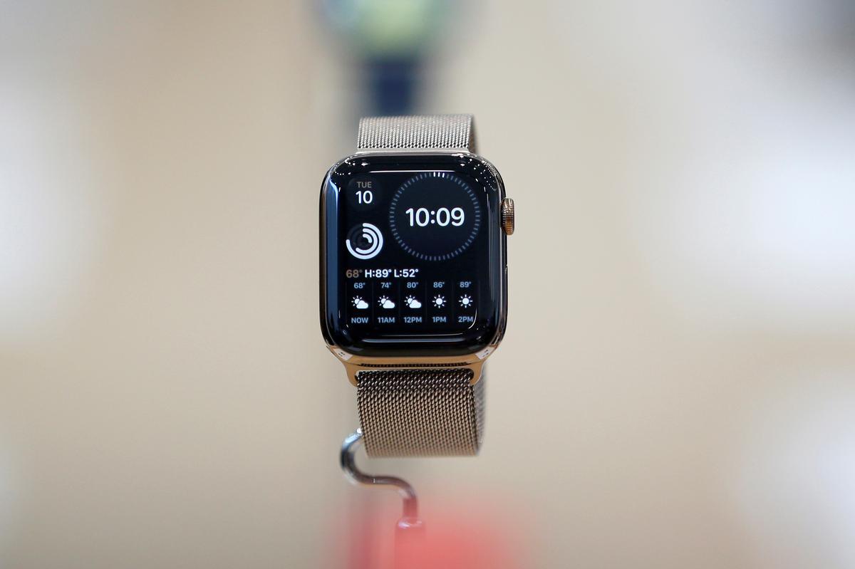 Apple Watch detects irregular heartbeats in U.S. study