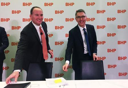 Global miner BHP taps Australia head Henry as new CEO