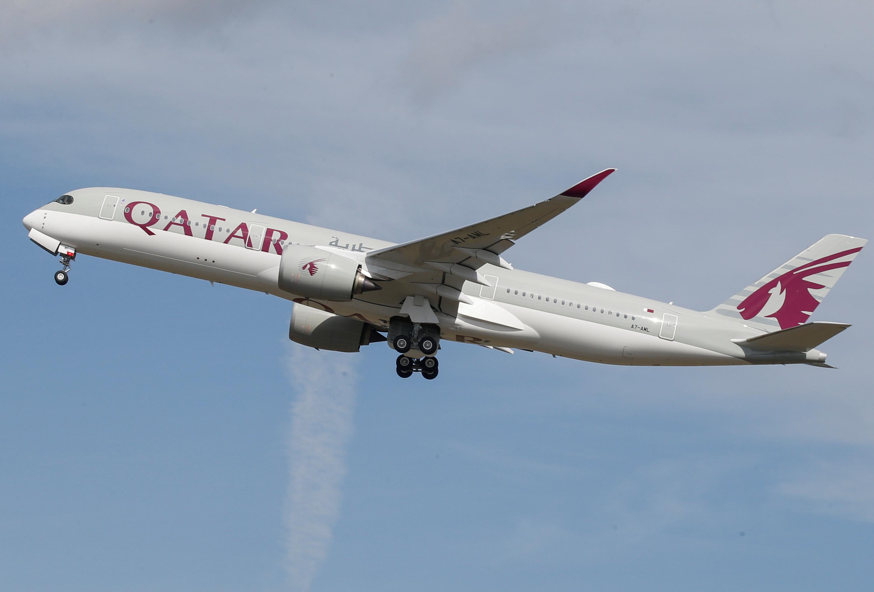 Qatar Airways signs $4 billion CFM engine order