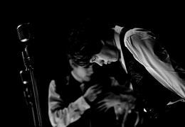Rare photographs capture Rolling Stones' humble beginnings