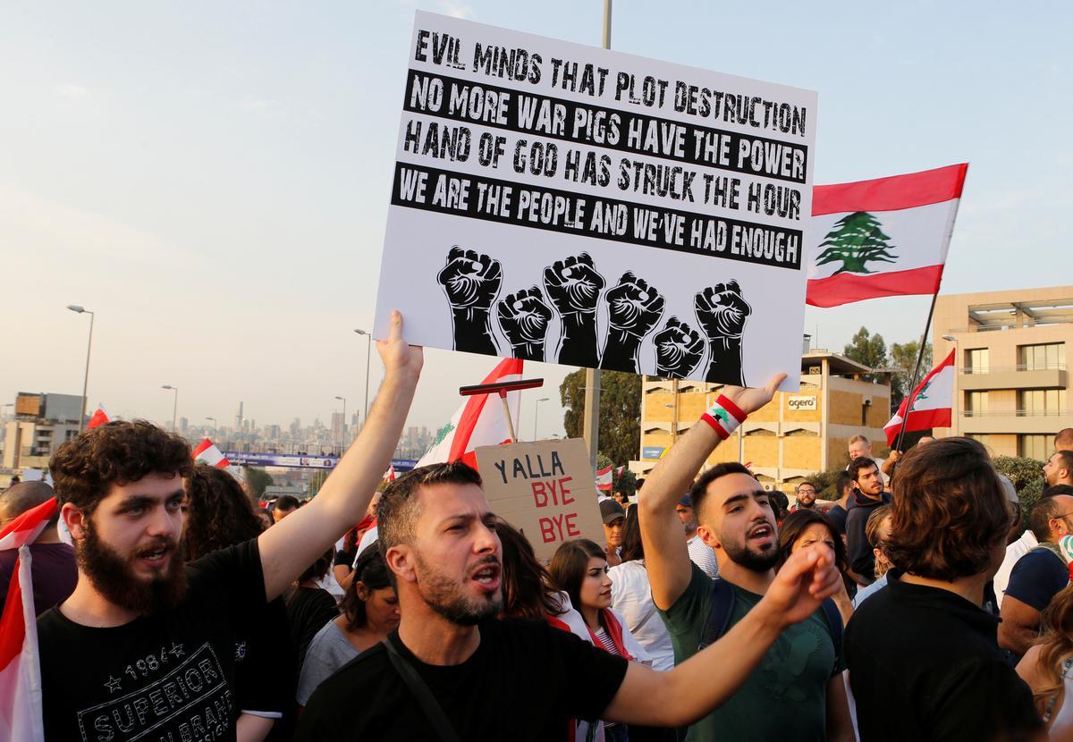 Lebanon's crisis is 'dangerous', evokes start of civil war: defense minister
