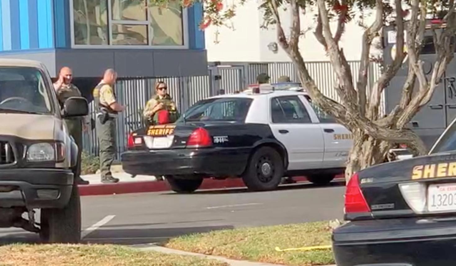 On 16th birthday, California student opens fire at his high school,...