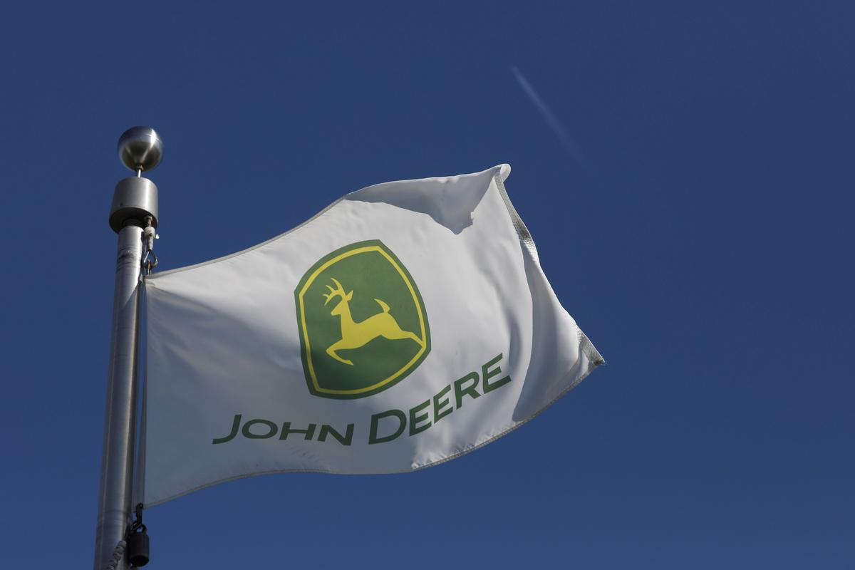 Deere workers grapple with fallout from Trump`s trade...