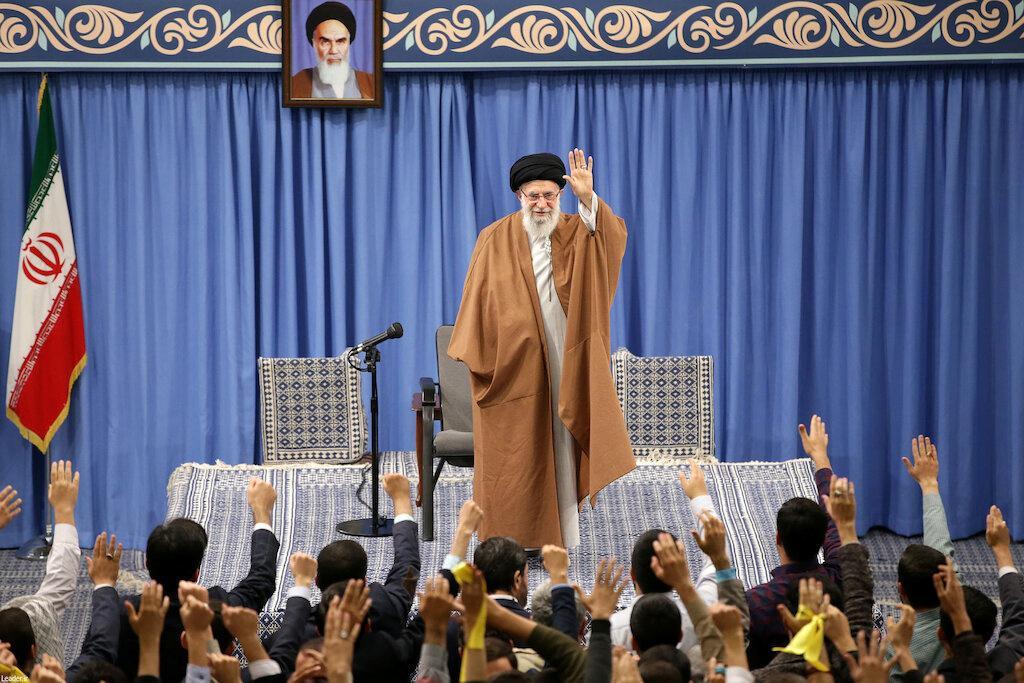 Khamenei: Iran not calling for elimination of Jews, wants...